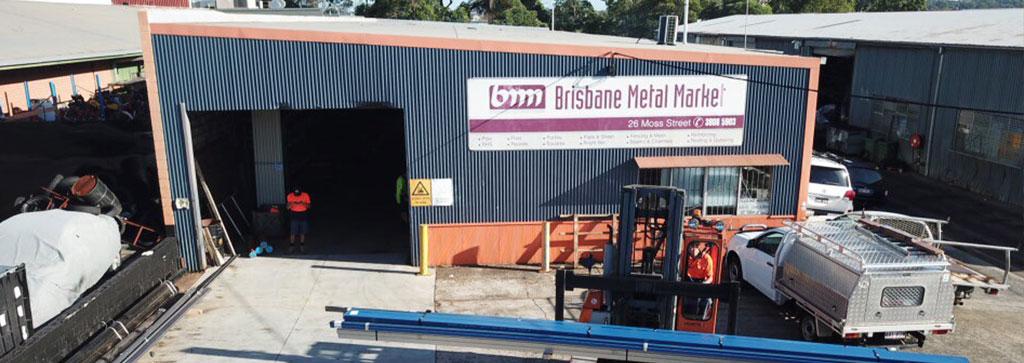 Home Brisbane Metal Market